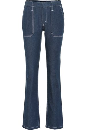 Chloé Flared Jeans aus Stretch-Denim