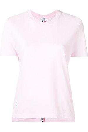 Thom Browne T-Shirt mit Streifen