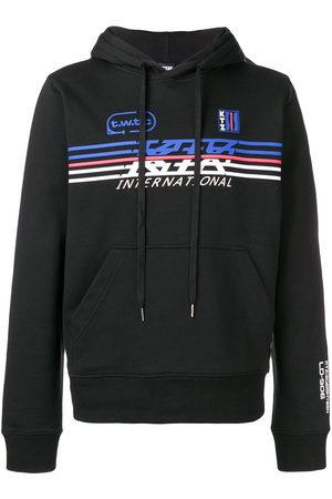 KTZ Sport logo printed hoodie