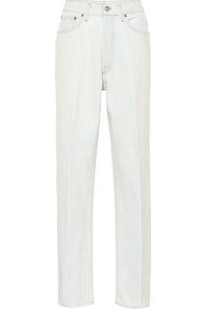 Golden Goose Mid-Rise Straight Jeans Shannen