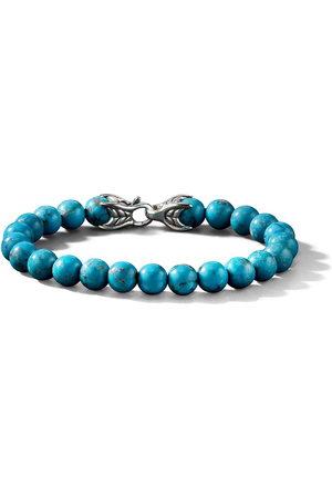 David Yurman Spiritual Beads' Armband mit Türkis - Ssbth