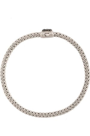 John Hardy Classic Chain' Armband mit Saphir