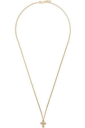 EMANUELE BICOCCHI Halskette mit Kreuzanhänger