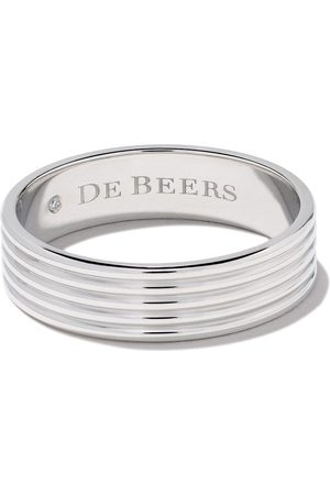 De Beers Ring aus Platinum