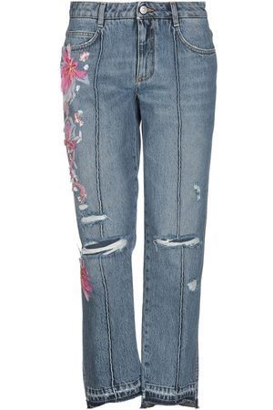 ERMANNO SCERVINO DENIM - Jeanshosen - on YOOX.com