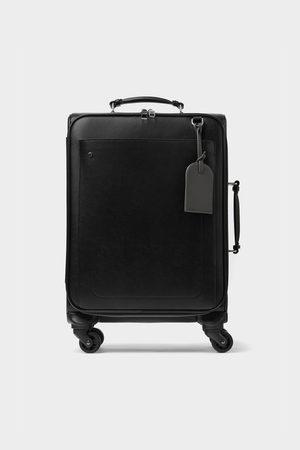 Zara Herren Koffer - Koffer mit farbdetail