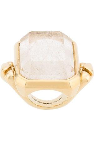 Goossens Großer Ring mit Kristall