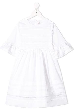 Il gufo Kleid mit lockerem Schnitt