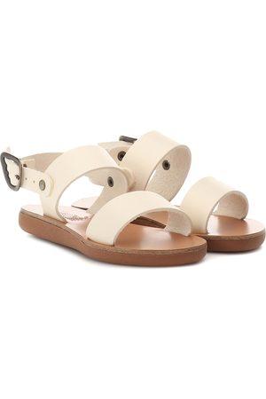 Ancient Greek Sandals Kids Sandalen Little Clio