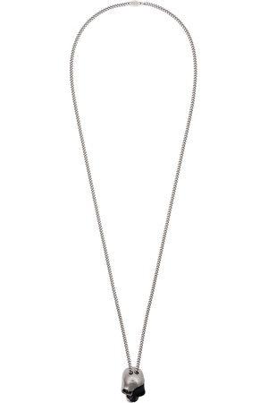 Alexander McQueen Halskette mit Totenkopf