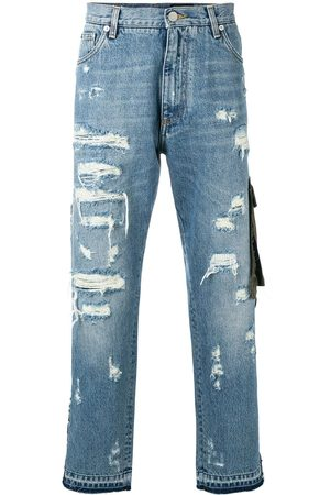 Dolce & Gabbana Jeans im Destroyed-Look