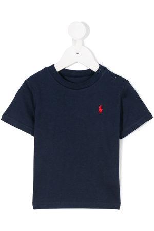 Ralph Lauren Shirts - Embroidered logo T-shirt