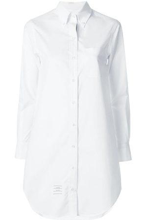 Thom Browne Elongated button-down shirt