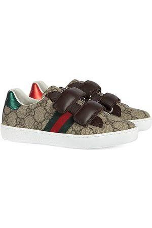 Gucci Children's Ace GG Supreme sneaker