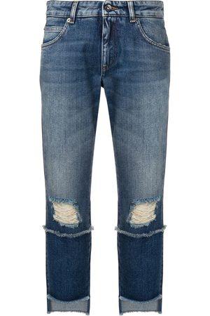 Dolce & Gabbana Asymmetric jeans