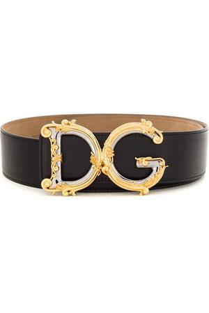 Dolce & Gabbana Gürtel mit verzierter Schnalle
