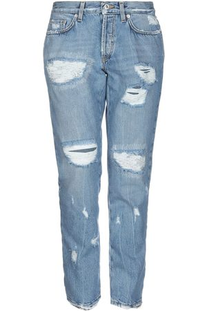 Redemption Damen Slim - DENIM - Jeanshosen - on YOOX.com