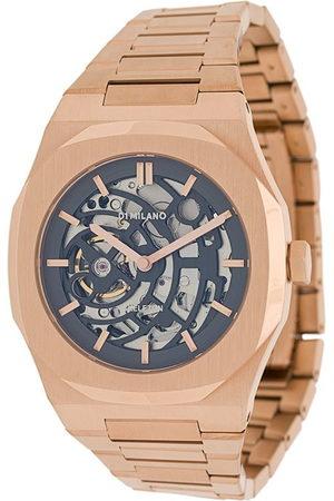 D1 MILANO Skeleton' Armbanduhr