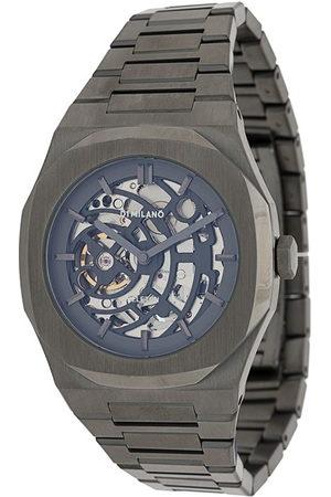 D1 MILANO SKBJ02 Skeleton' Armbanduhr