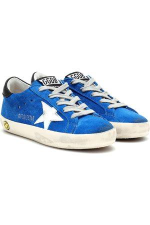 Golden Goose Sneakers Superstar aus Veloursleder