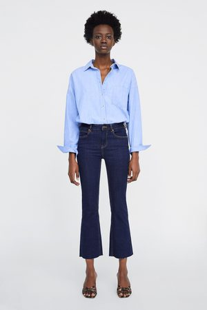Zara Jeans z1975 hose mit kleinem schlag