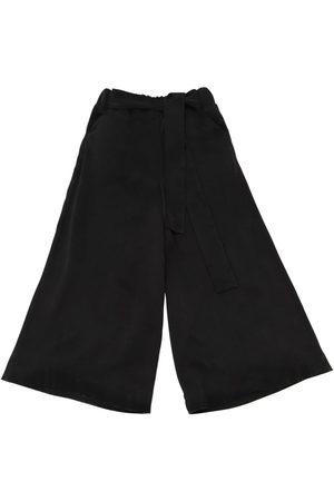 Unlabel Mädchen Weite Hosen - Wide Leg Cupro Pants