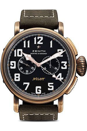 Zenith Pilot Type 20 Chronograph Extra Special 45mm - C800 Black B Green Oily