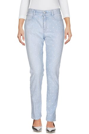 Stella McCartney Damen Slim - DENIM - Jeanshosen - on YOOX.com