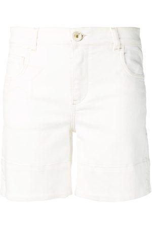 LORENA ANTONIAZZI White summer shorts