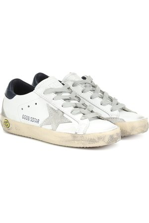 Golden Goose Mädchen Sneakers - Sneakers Superstar aus Leder