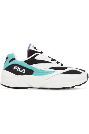 Fila Venom Faux Leather Sneakers