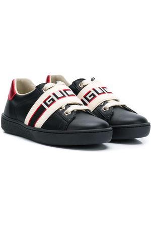Gucci Jungen Sneakers - Logo sneakers