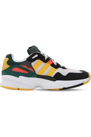 "adidas Sneakers Aus Leder Und Mesh ""yung 96"""