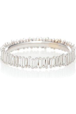 Suzanne Kalan Damen Ringe - Ring Eternity aus 18kt Weißgold mit Diamanten