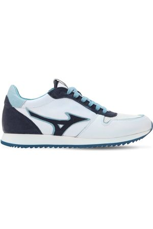 Mizuno L.s. Etamin Fabric & Leather Sneakers