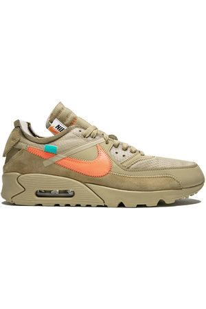 watch 63ba7 9f6d7 Nike The 10  Air Max 90  Sneakers - Nude