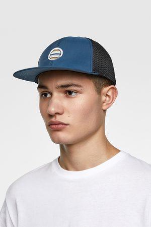 Zara Herren Caps - Baseballcap mit stickerei