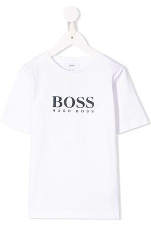 HUGO BOSS Jungen Shirts - Logo print T-shirt