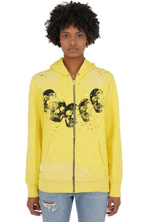 DOMREBEL Amigos Zip-up Sweatshirt Hoodie