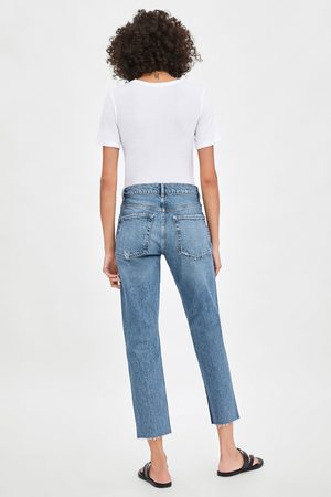 Zara Jeans mid rise slouchy