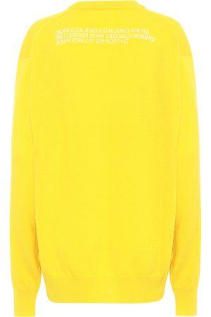 Calvin Klein Pullover aus Wolle und Kaschmir