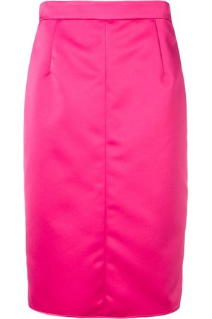 Nº21 Panelled pencil skirt
