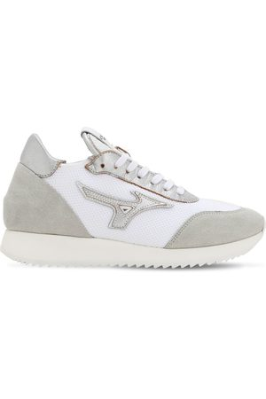 """Mizuno Sneakers Aus Stoff Und Leder """"l.s. Etamin"""""""