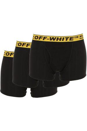 OFF-WHITE 3er-pack Boxerslips Aus Baumwollmischung