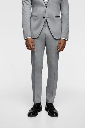 Zara Anzughose mit kontrasten