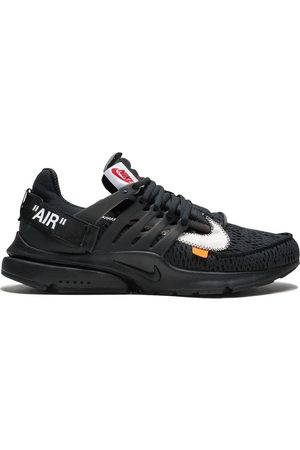 Nike The 10 : Air Presto' Sneakers - Black/White-Cone