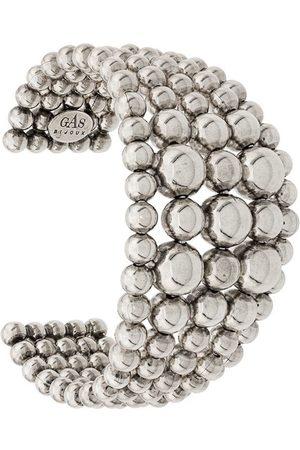 Gas Bijoux Armspange mit Perlen