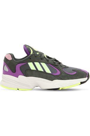 """adidas Sneakers Aus Mesh Und Wildleder """"yung-1"""""""