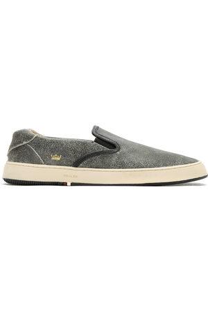 OSKLEN Slip-On-Sneakers aus Leder