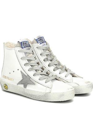 Golden Goose Mädchen Sneakers - High-Top-Sneakers Francy